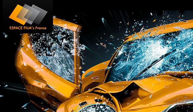 film sécurité pour voiture - film anti car jacking pas cher