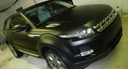 Total Covering sur Range Rover Evoque 2011