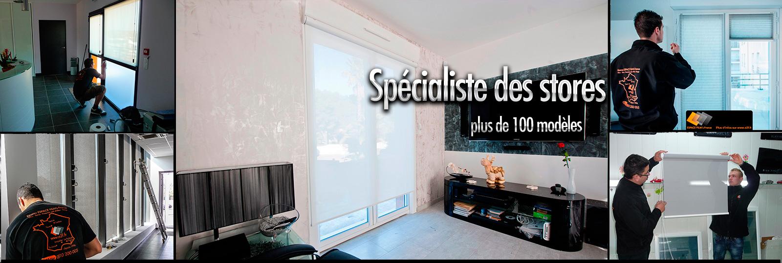 Specialiste des stores à Fréjus