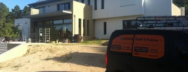 film-solaire-villa-anti-chaleur